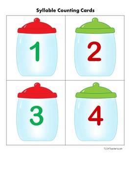 Christmas Cookies~ Phonological Awareness Bundle