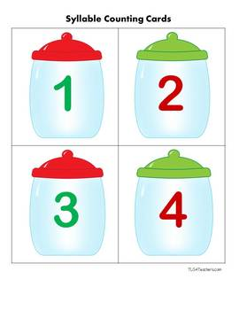 Christmas Cookies~ Phonological Awareness Bundle