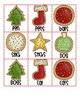 Christmas Cookies Plural and Singular Noun Sort