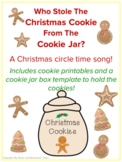 Christmas Cookies, Who Stole the Cookie, Christmas Music A