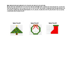 Christmas Coordinate Graphing #2