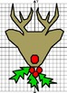 Christmas Coordinate Graphing