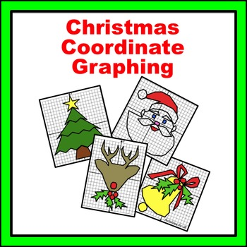christmas coordinate graphing by activities by jill teachers pay teachers. Black Bedroom Furniture Sets. Home Design Ideas