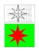 Winter Coordinate Graphs - Reflection symmetry