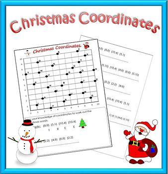 Christmas Coordinates.