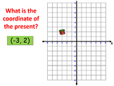 Christmas Coordinates: Plotting and reading coordinates with a christmas twist