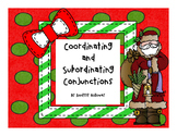 Christmas Coordinating and Subordinating Conjunctions
