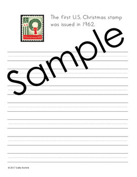 Christmas Copywork - Print and Cursive - Christmas Handwriting