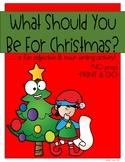 Christmas Costume Nouns and Adjectives