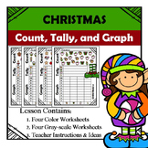 Christmas Count, Tally, and Graph