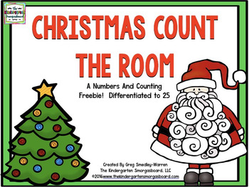 Christmas Count The Room!