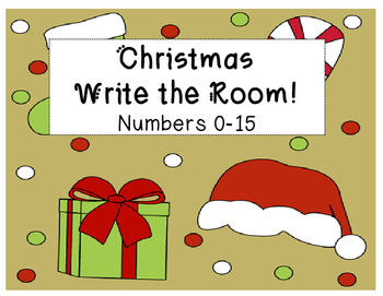 Christmas Count the Room
