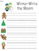 Christmas Count the Room Tens