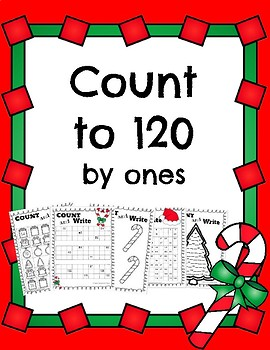 Christmas Count to 120