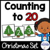 Numbers 1-20: Christmas