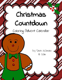 Christmas Coloring: Countdown