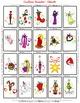 Christmas Countdown 20 Day Calendar (INTERACTIVE FUN)