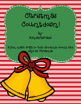 Christmas Countdown: A Math Activity