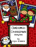 Christmas Countdown Activity Book