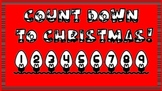 Christmas Countdown Behavior Tracker FREE!