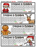 Christmas Countdown Bookmarks (4 designs)