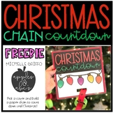 Christmas Countdown Chain