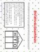 Christmas Countdown Math File Folder Activity Manipulatives/Printables
