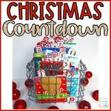 Christmas Countdown Tags {FREEBIE}