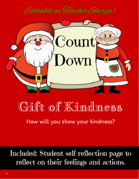 Christmas Countdown: The Gift of Kindness
