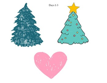 Christmas Countdown and Scripture Devotion