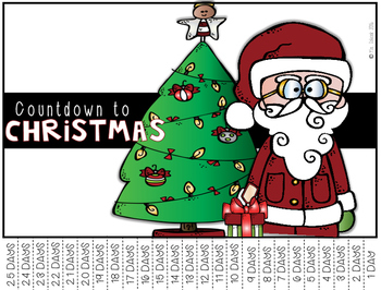 Christmas Countdown-rip it off!