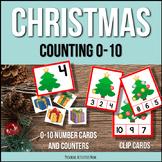 Christmas Counting 0-10