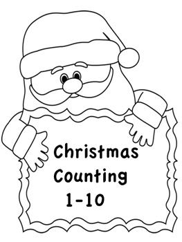 Christmas Counting 1-10