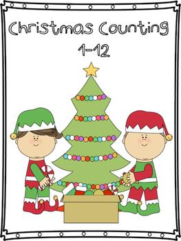 Christmas Counting 1-12