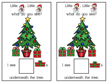 Christmas Counting Adapted Book Bundle
