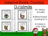 Christmas Counting Adapted Books