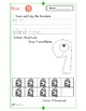 Christmas Counting Booklet
