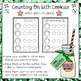 Christmas Counting Cookies For Santa - (3 Activities Included)