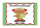 Christmas Counting Emergent Reader Book