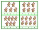 Christmas Counting:  Gingerbread Men