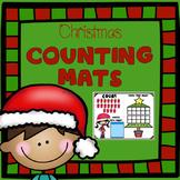 Christmas Counting Mats (1-20)