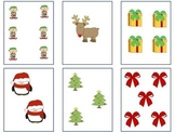 Christmas Counting & Number Words