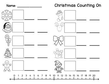 Christmas Counting On