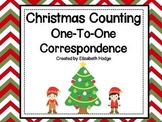 Christmas Counting- One-To-One Correspondence (1-20)
