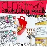 Christmas Counting MEGA Pack