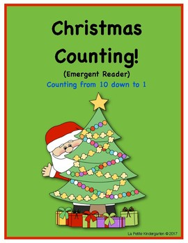 Christmas Counting Reader