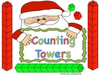 Christmas Counting Towers