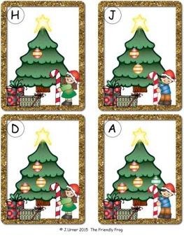 Christmas Counting Tree