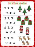 Christmas Counting Worksheet | Free/Freebie