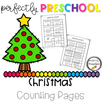 Christmas Counting Pages